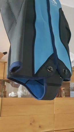 Pianka,  docieplacz  zimowy kitesurfing, wind 2czesciowy FLEX 6/5mm