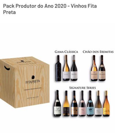 Pack Vinhos Fita Preta - Produtor do ano 2020