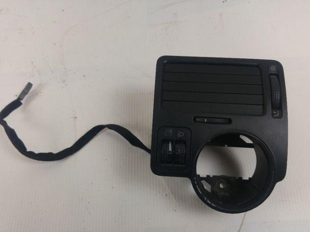 Kratka Nawiewu Lewa Nawiew Lewy VW GOLF IV BORA Sterowanie Oświetlenia