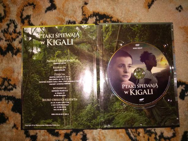 Ptaki śpiewają w Kigali FILM