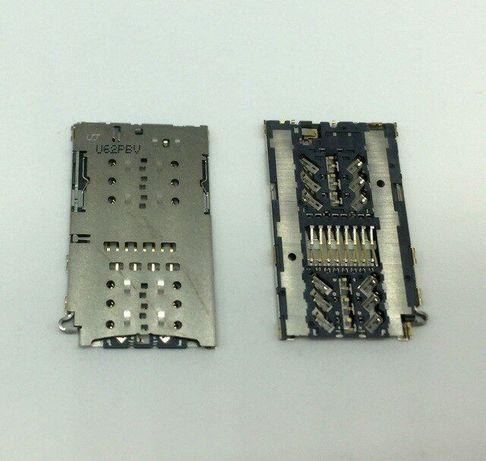 Leitor de Cartões SIM para Samsung S7 / S7 Edge / S8 / S8+ / S9 / S9+