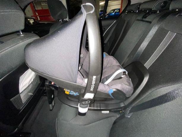 Fotelik samochodowy Maxi Cosi PEBBLE PRO i-SIZE + baza Isofix