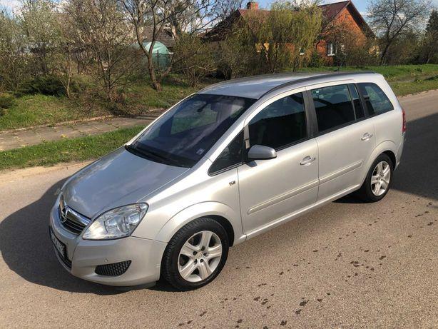Opel Zafira 1.7 CDTI 2009r