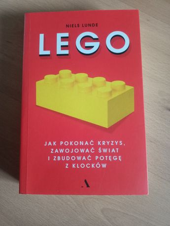 Niels Lunde: Lego książka
