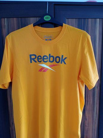 Reebok koszulka męska t-shirt bawełniany nowy