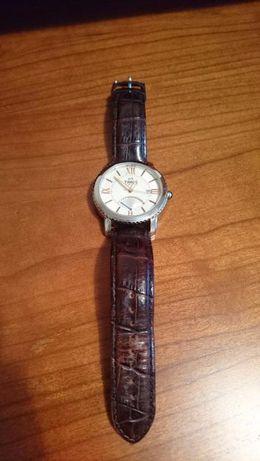 Relógio Homem TIMES - Clássico (Bracelete Castanha)