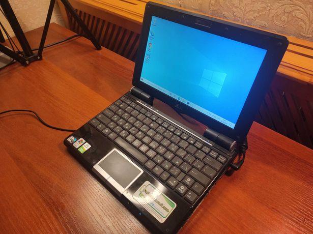 Ноутбук Asus Eee PC 1000H черный (Acус, б/у)