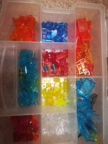 Lego posortowane, 14 zestawów plus około 1kg gratis
