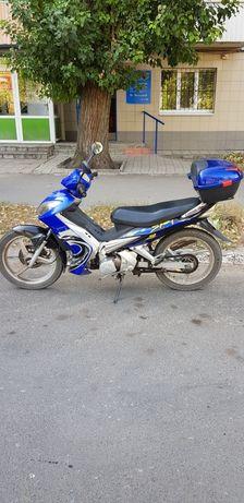 Скутер Мотоцикл Байк