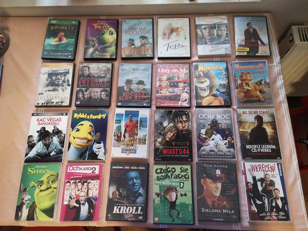 Filmy dvd polskie i zagraniczne