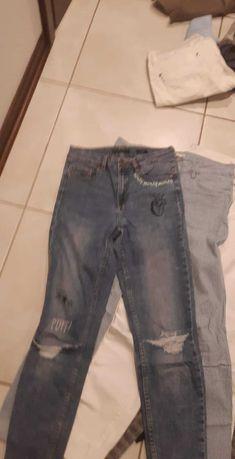Spodnie damskie roz 36