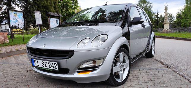 Smart ForFour 2005 1.3 Benzyna.Klima.160.przebiegu.Zamiana.Raty