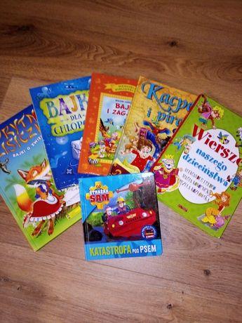 Książki dziecięce