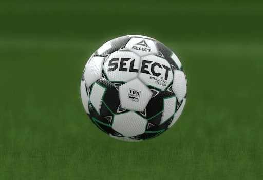 Мяч футбольный SELECT Brillant Super профи