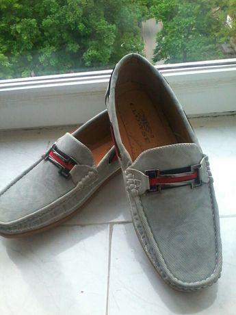 Туфли мужские туфлі чоловічі
