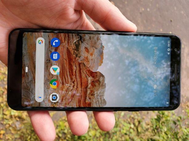 Смартфон Google Pixel 3a 4/64GB Just Black