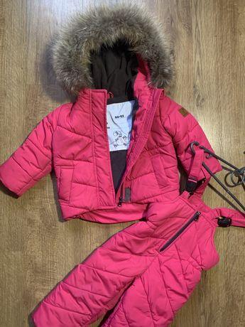 Зимний комбинезон от Glamour kids clothes