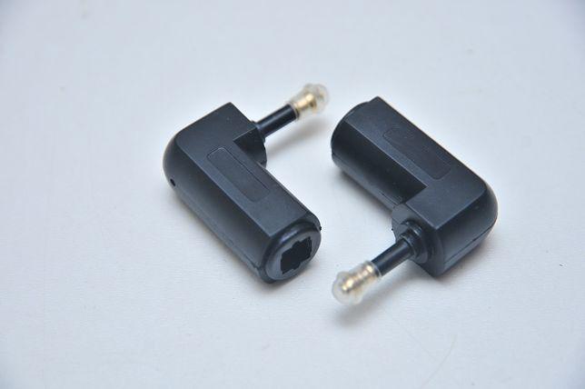 Переходник оптика Toslink на 3.5mm 90°(градусов)