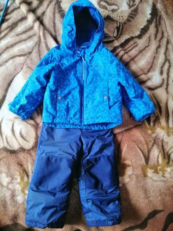 Термо костюм, куртка и комбинезон colambia 2t