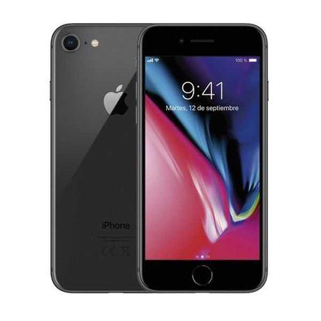 iPhone 8 256Gb Space Gray Seminovo garantia de 1 ano