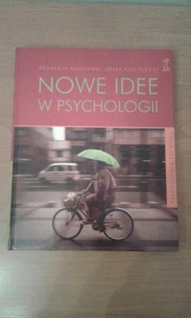 Nowe idee w psycholigii nowa psychologia