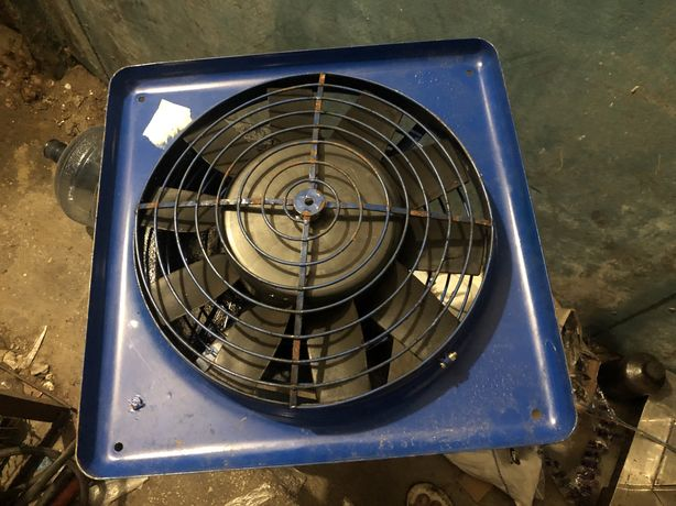 Вентилятор-охлодитель