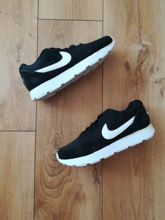 Nowe buty sportowe Nike czarne adidasy sneakersy Warszawa - image 1