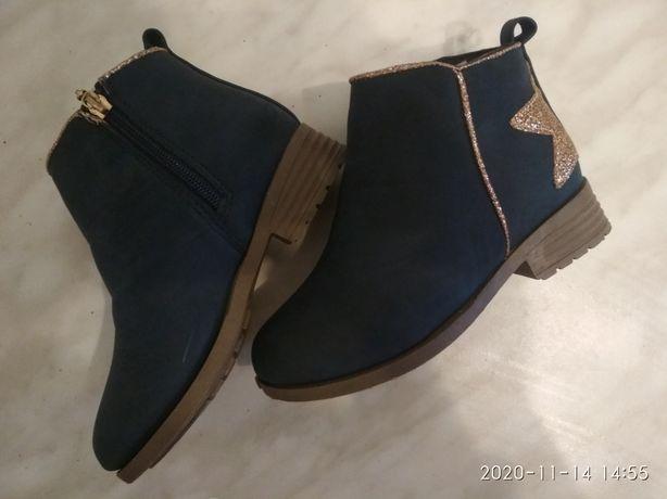 Детские ботинки InExtenso 30 размер