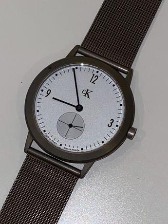 Relógio Calvin Klein clássico (unisexo)
