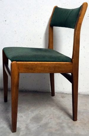 krzesło DANIEL 1 prl vintage chierowski loft fameg patyczak thonet