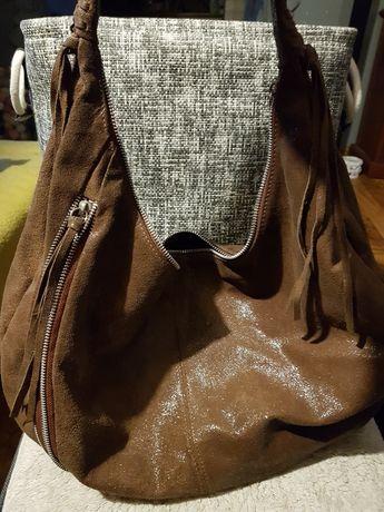 Włoska torba worek
