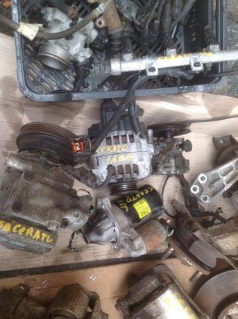 Полуось сцепление генератор Kia Cerato запчасти