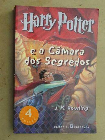 Harry Potter e a Câmara dos Segredos de J. K. Rowling