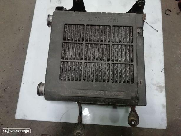 Radiador intercooler + ventoinha - Mitsubishi Space Gear / L400
