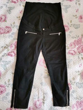 Spodnie ciążowe H&M r. 44 XXL