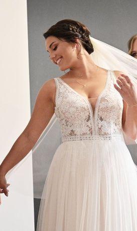 Suknia Ślubna sprzedam!