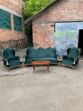 Диван два крісла Барокко
