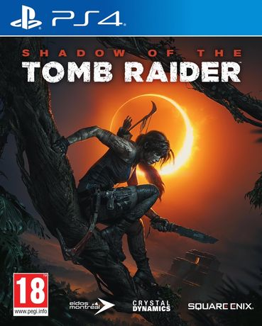 GRA PS4 Shadow of the TOMB RAIDER !