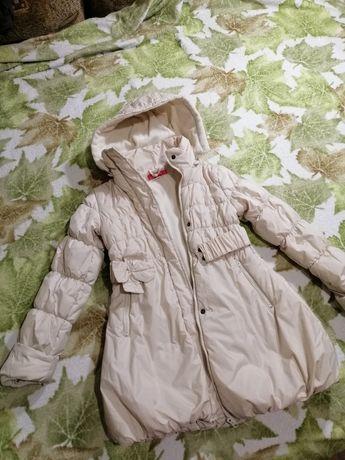 Пальто/плащ/куртка демисезон.