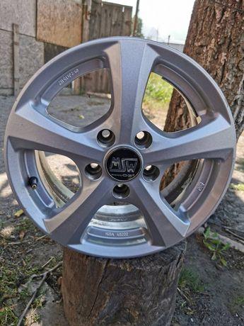 Комплект дисков 5×112