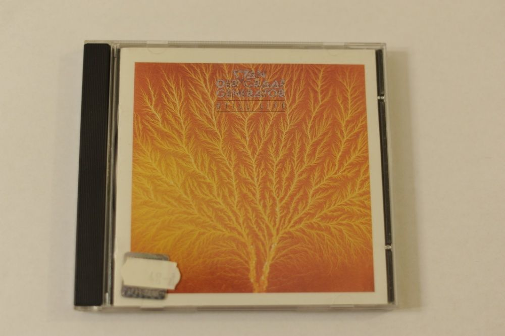 """Van der Graaf Generator """"Still life"""" CD Raszyn - image 1"""