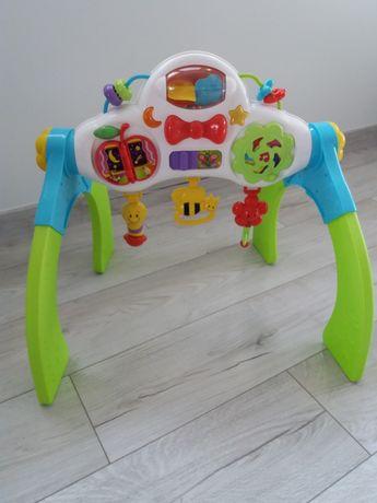 Interaktywna zabawka stolik łuk