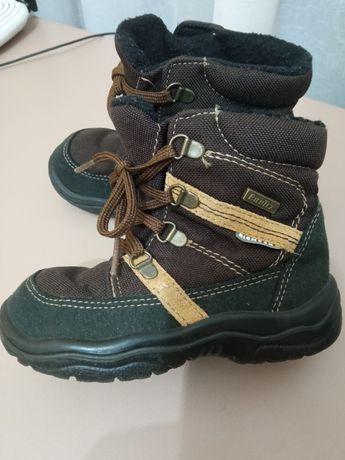 Продам демисезонні чобітки  RichTex для хлопчика