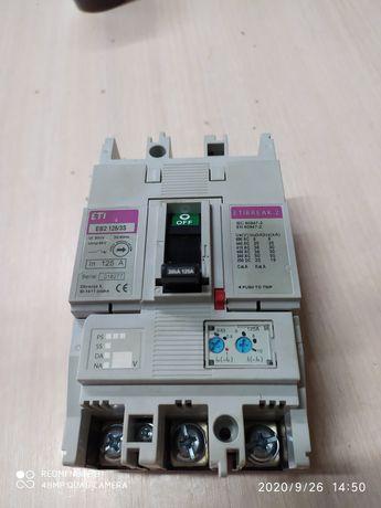 Автоматический выключатель ETI EB2 125/3S