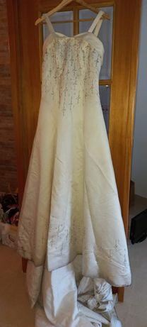 Vestido de Noiva completo