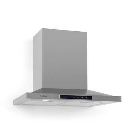 Srebrny okap/pochłaniacz kuchenny 60 cm Eliana KLARSTEIN