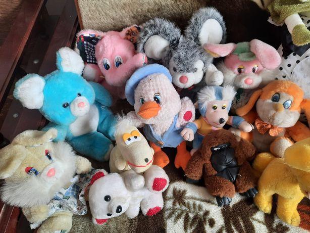 Zabawki Pluszaki dla dziecka do zabawy