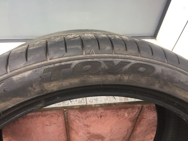 TOYO PROXES Sport 275/35 R20 летние шины