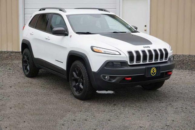 Jeep Cherokee 2017 Trailhawk