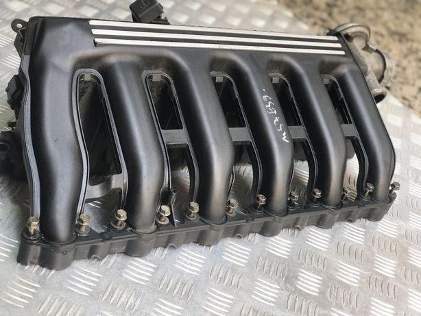 Впускной коллектор BMW E38 E39 E46 M57 впускний колектор БМВ Е46 Е39